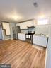 Kitchen in the basement - 10809 WISE CT, SPOTSYLVANIA