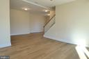 Finished Basement - 1066 LAKEVIEW DR, STAFFORD