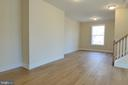 Finished Recreation Room Basement - 1066 LAKEVIEW DR, STAFFORD