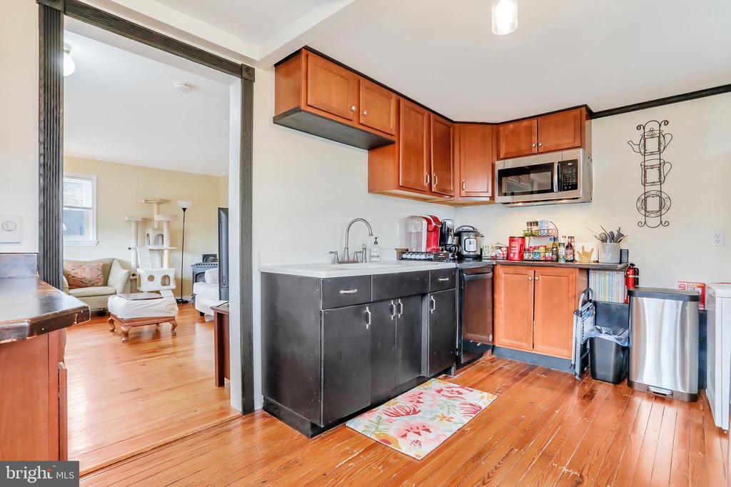 Kitchen - 8 S ALTAMONT AVE, THURMONT