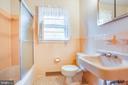 Bathroom - 1901 WASHINGTON AVE, FREDERICKSBURG