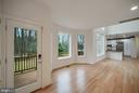 Breakfast Room/Sunroom - 319 STONINGTON RD, SILVER SPRING