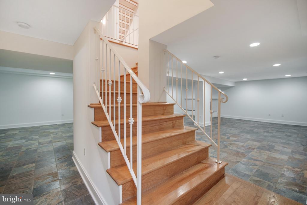 Lower Level/Rec Room - 319 STONINGTON RD, SILVER SPRING