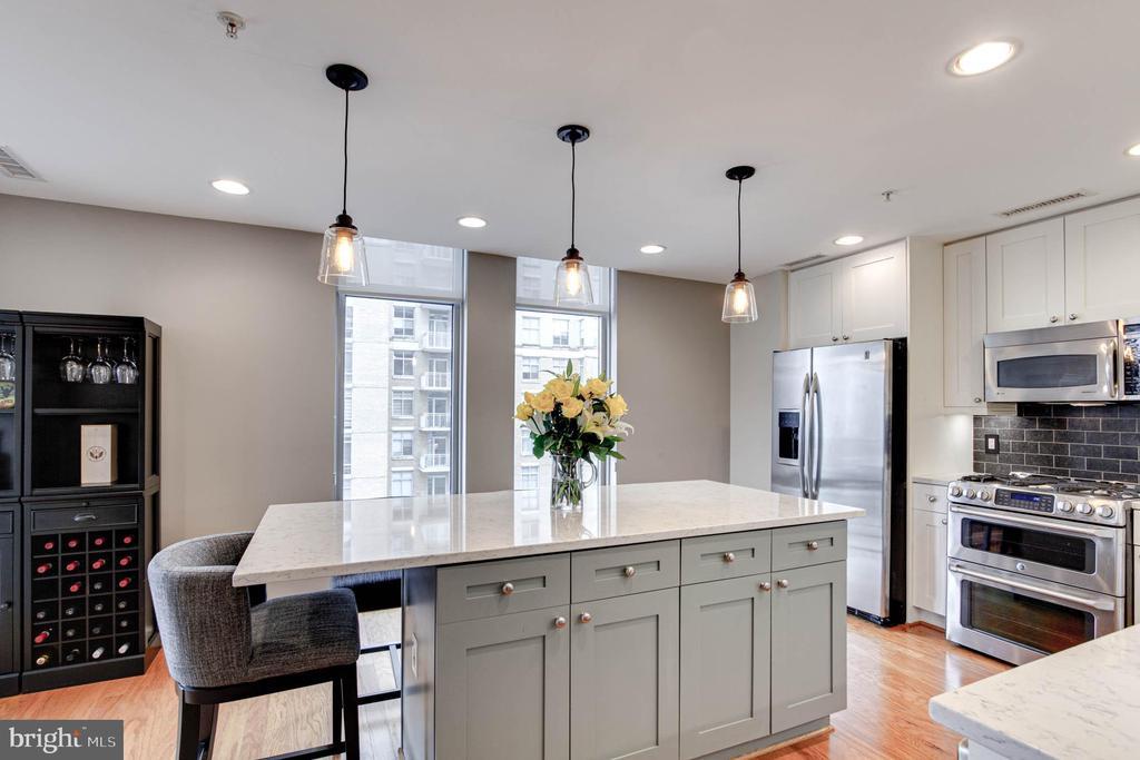 Kitchen - 11990 MARKET ST #1301, RESTON