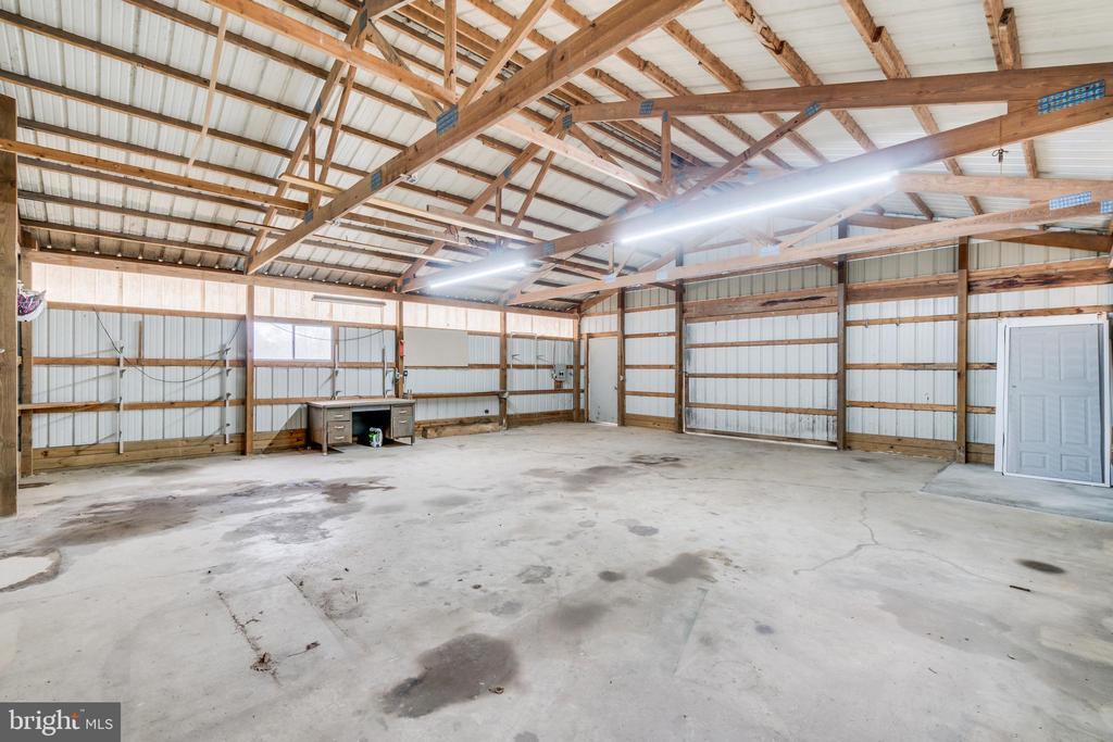 Detached Garage space! - 9035 DAHLGREN RD, KING GEORGE