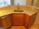 NEW granite countertops, deep sink, gooseneck fcet - 11705-C SUMMERCHASE CIR #1705-C, RESTON