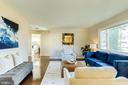 Hardwood Floors Throughout Main Level - 5703 BELFAST LN, SPRINGFIELD