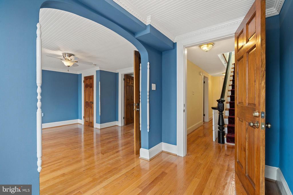 East facing bedroom #3 - 515 7TH ST SE, WASHINGTON