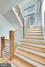 Wide Stairs - 6831 CHURCHILL RD, MCLEAN