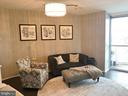 Master Bedroom / Sitting Area - 3409 WILSON BLVD #611, ARLINGTON