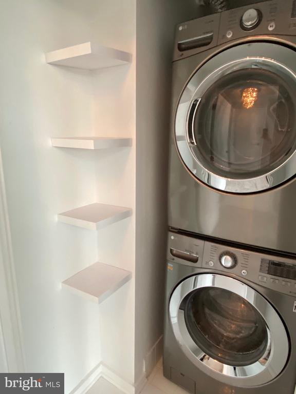 Laundry (Separate Room) - 3409 WILSON BLVD #611, ARLINGTON