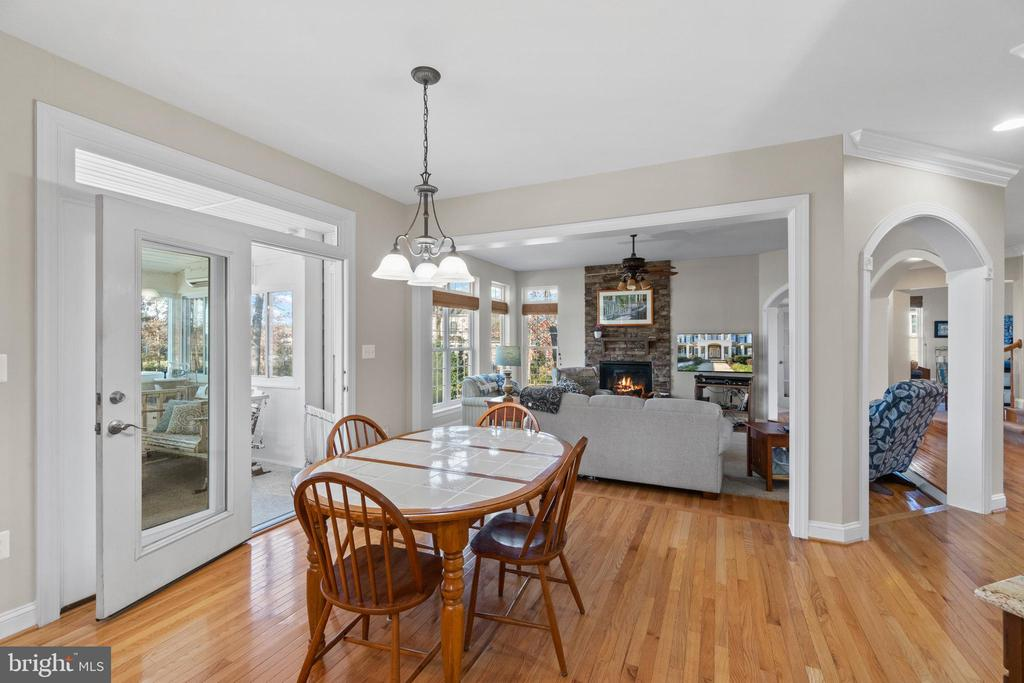 Space for Eat In Kitchen Table - 11208 BLUFFS VW, SPOTSYLVANIA