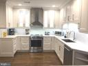 Kitchen has Lots of Cabinets - 1300 CRYSTAL DR #PENTHOUSE 14, ARLINGTON