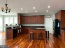 Kitchen recessed lighting, large walk-in pantry - 2 ONYX CT, STAFFORD