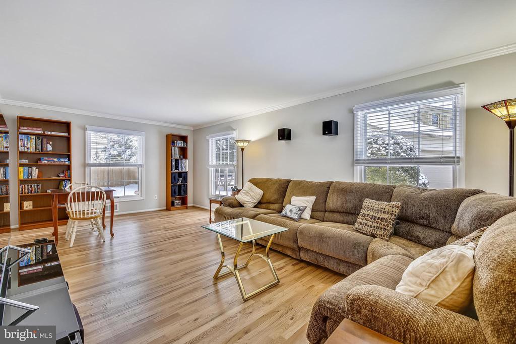 Living room - 11 FALLS CHAPEL CT, POTOMAC