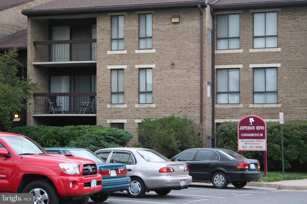 PARKING SPACES - 509 FLORIDA AVE #204, HERNDON