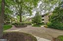 BACK VIEW - 509 FLORIDA AVE #204, HERNDON