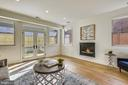 Privacy with while enjoying your home - 309 N PATRICK ST, ALEXANDRIA