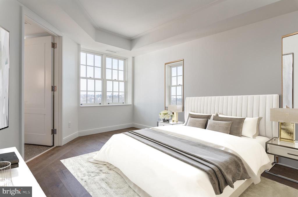 Guest Suite - 2660 CONNECTICUT AVE NW #PH-D, WASHINGTON