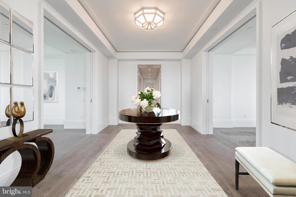 Grand Foyer - 2660 CONNECTICUT AVE NW #PH-D, WASHINGTON