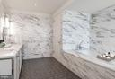 Primary Bathroom - 2660 CONNECTICUT AVE NW #PH-D, WASHINGTON