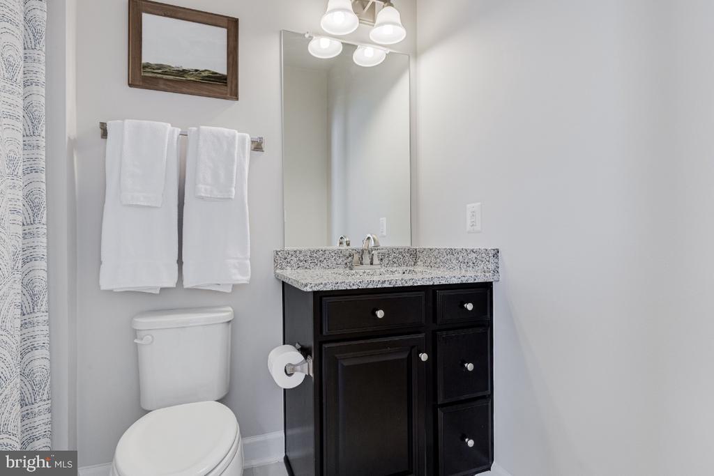 Full Bathroom in 2nd Bedroom - 23581 AMESFIELD PL, ALDIE