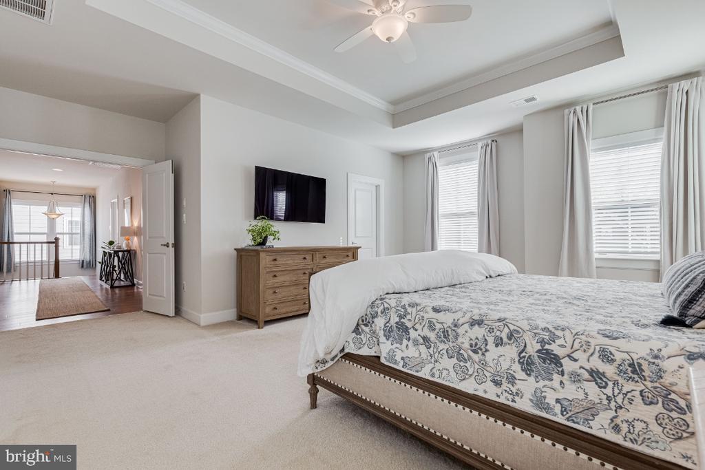 Primary Owners  Bedroom - 23581 AMESFIELD PL, ALDIE