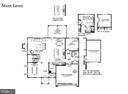 Main Level Floorplan - 23581 AMESFIELD PL, ALDIE