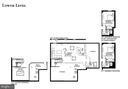 Lower Level Floorplan - 23581 AMESFIELD PL, ALDIE