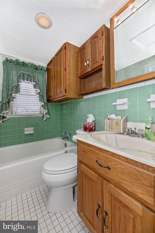 Bathroom - 12216 AUBURN RD, THURMONT