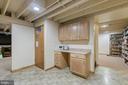 basement - 24 CARDINAL DR, FREDERICKSBURG