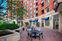 Courtyard - 3650 S GLEBE RD #267, ARLINGTON