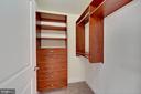Walk-in Closet - 3650 S GLEBE RD #267, ARLINGTON