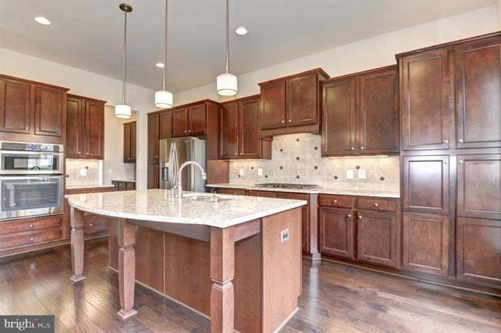 Kitchen - 20635 HOLYOKE DR, ASHBURN