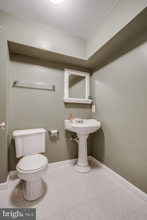 Lower Level Bathroom - 13536 RUDDY DUCK RD, CLIFTON