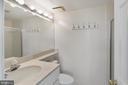 Second Full Bathroom - 801 PENNSYLVANIA AVE NW #1215, WASHINGTON