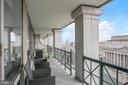 Stunning Terrace - 801 PENNSYLVANIA AVE NW #1215, WASHINGTON