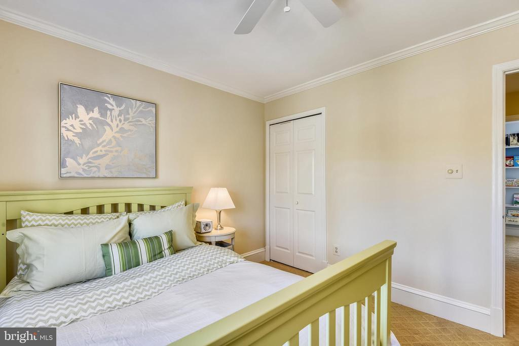 Upper Level Bedroom #3 - 11588 LAKE NEWPORT RD, RESTON
