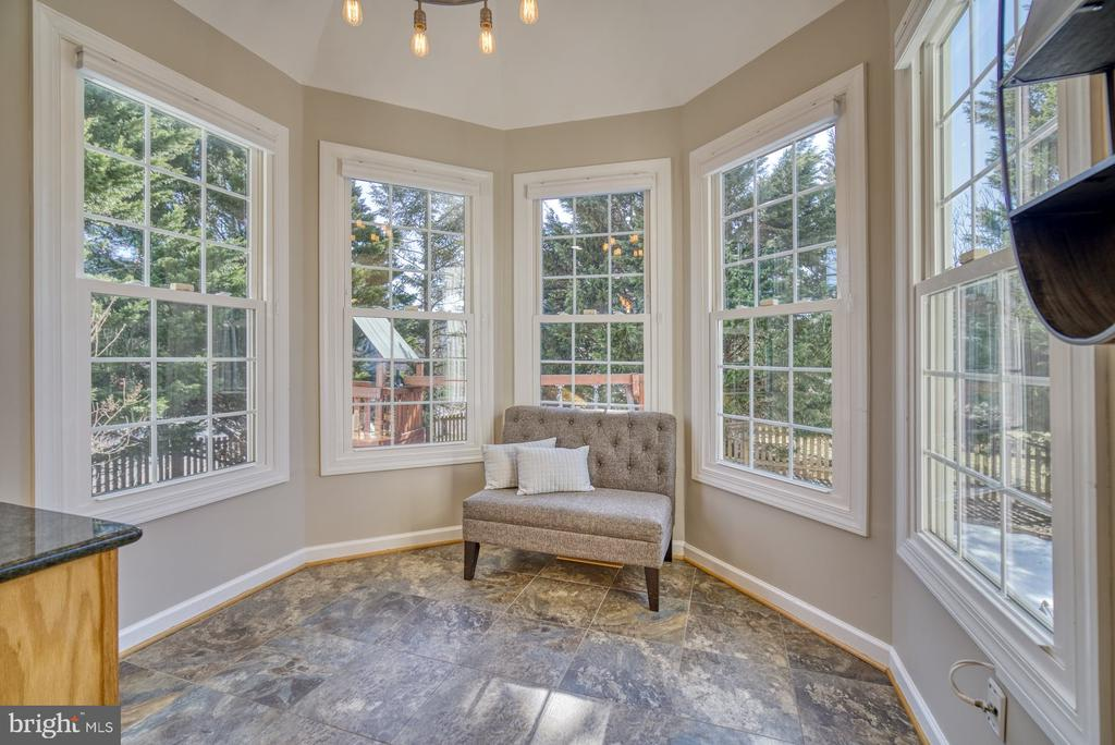 Perfect Space for Family Meals - 21033 FOWLERS MILL CIR, ASHBURN
