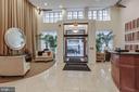 Lobby with 24-hour concierge - 915 E ST NW #403, WASHINGTON