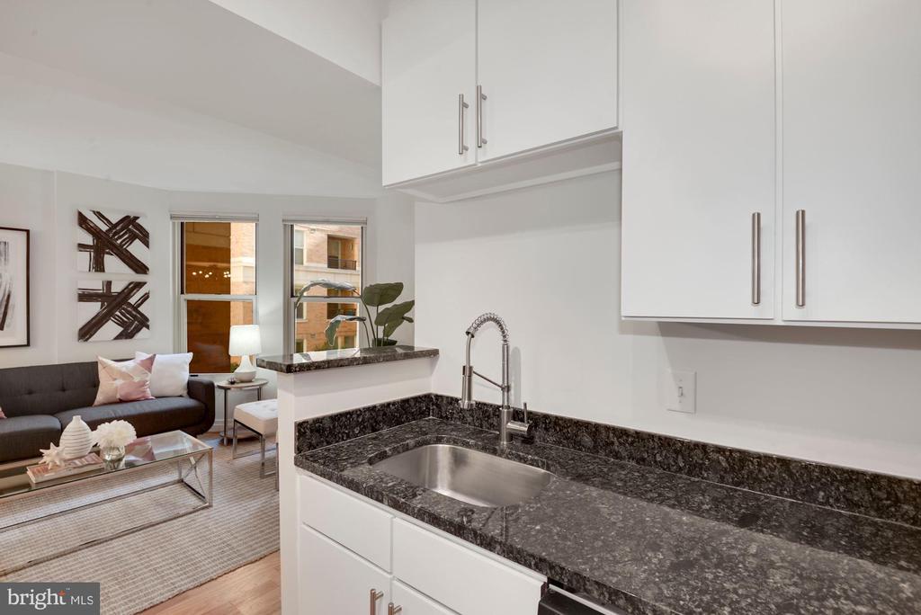 Granite counters - 915 E ST NW #403, WASHINGTON