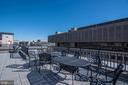 Roof deck - 915 E ST NW #403, WASHINGTON