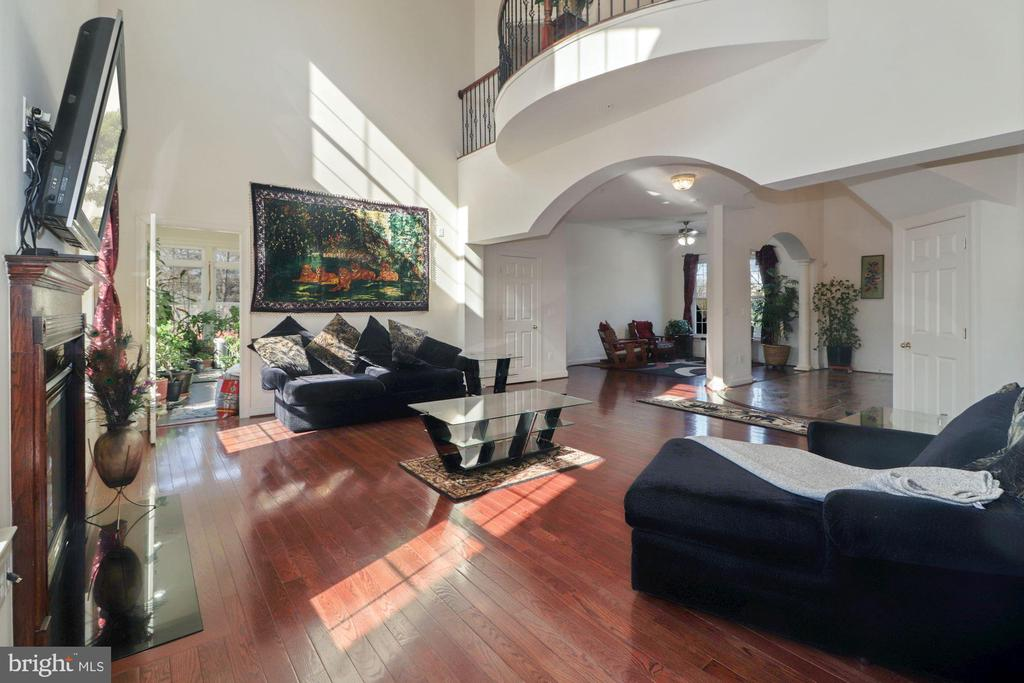 Living Room - 2509 BRIGGS CHANEY RD, SILVER SPRING
