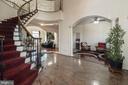Entry/Foyer & Formal Living - 2509 BRIGGS CHANEY RD, SILVER SPRING