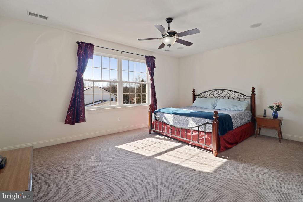 Master Bedroom - 2509 BRIGGS CHANEY RD, SILVER SPRING
