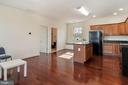 Separate Apartment Kitchen 2nd LVL - 2509 BRIGGS CHANEY RD, SILVER SPRING