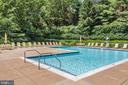 Community Pool - 2100 LEE HWY #521, ARLINGTON
