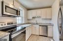 Spacious kitchen - 2943 S DINWIDDIE ST #A1, ARLINGTON