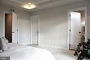 Owners Suite w/Large Walk-In Closet - 42502 MILDRED LANDING SQ, ASHBURN