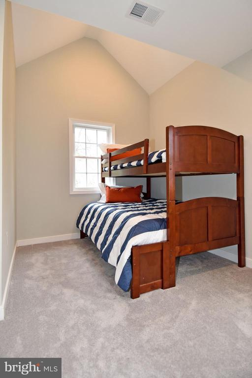 second level bedroom - 7234 ARTHUR, FALLS CHURCH